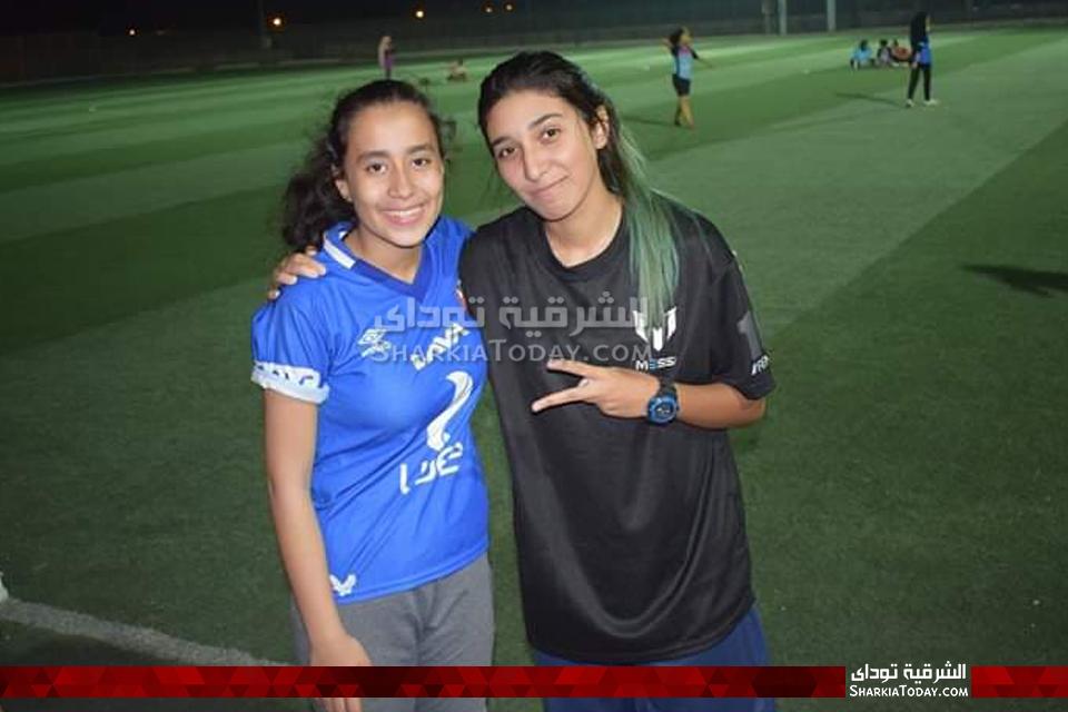 كرة القدم النسائية أبوحماد4