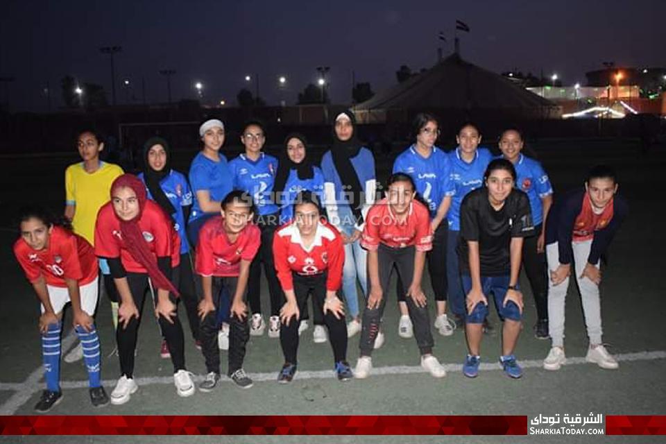 كرة القدم النسائية أبوحماد5
