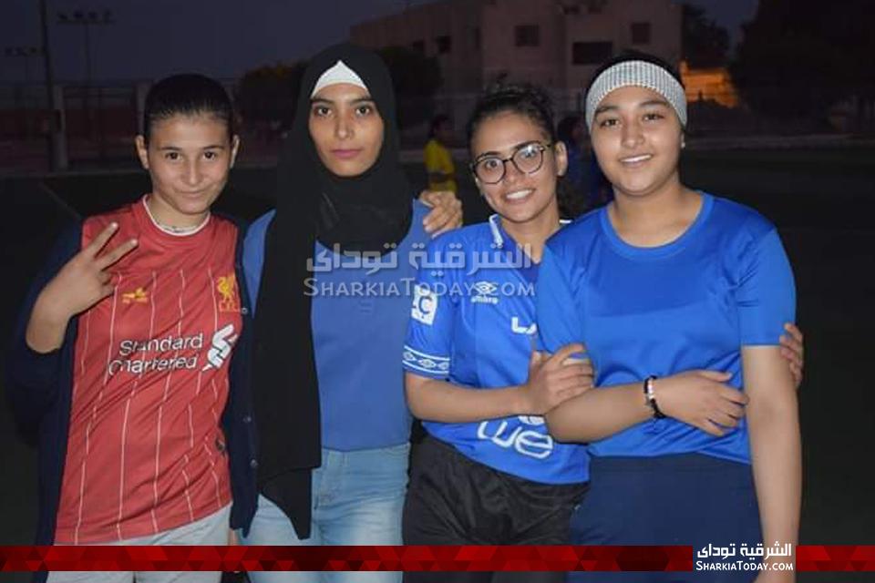 كرة القدم النسائية أبوحماد7