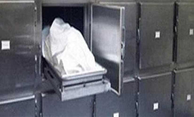 صورة التحفظ على جثة طفلة مجهولة الهوية في مستشفى بالشرقية