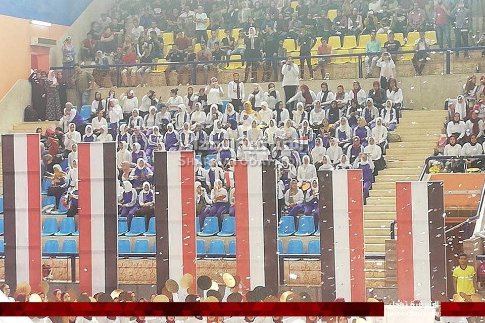 صورة جامعة الزقازيق تطلق مرحلة العبور الجديد في ذكرى نصر أكتوبر