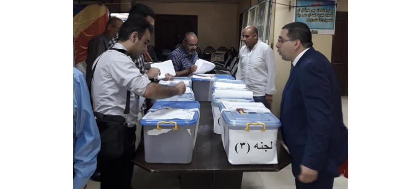 صورة انطلاق انتخابات نقابة أطباء الشرقية