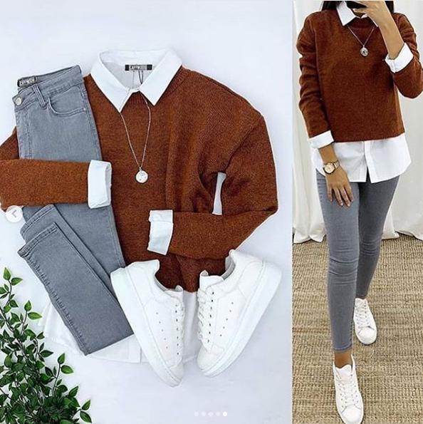 الملابس الشتوي موضة 2020
