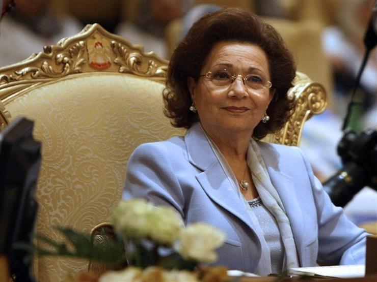 سوزان مبارك