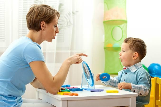 مشكلات النطق عند الأطفال