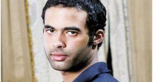 الفنان هيثم أحمد زكي