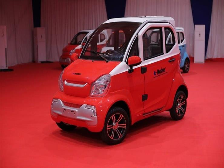 السيارة الكهربائية الجديدة