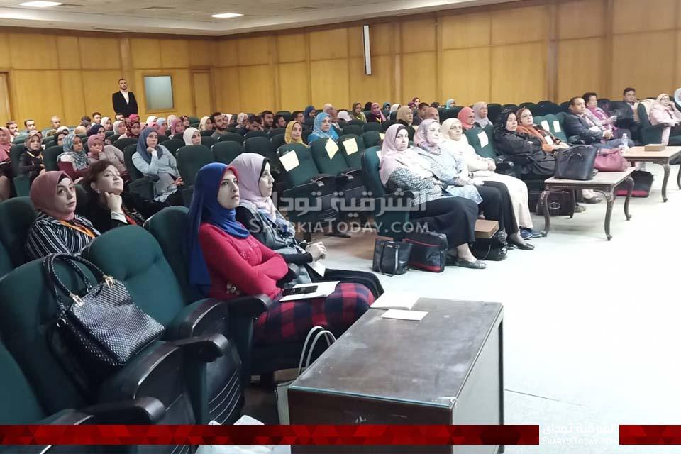كلية التمريض جامعة الزقازيق