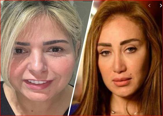 تعليق ريهام سعيد على خلع صابرين للحجاب