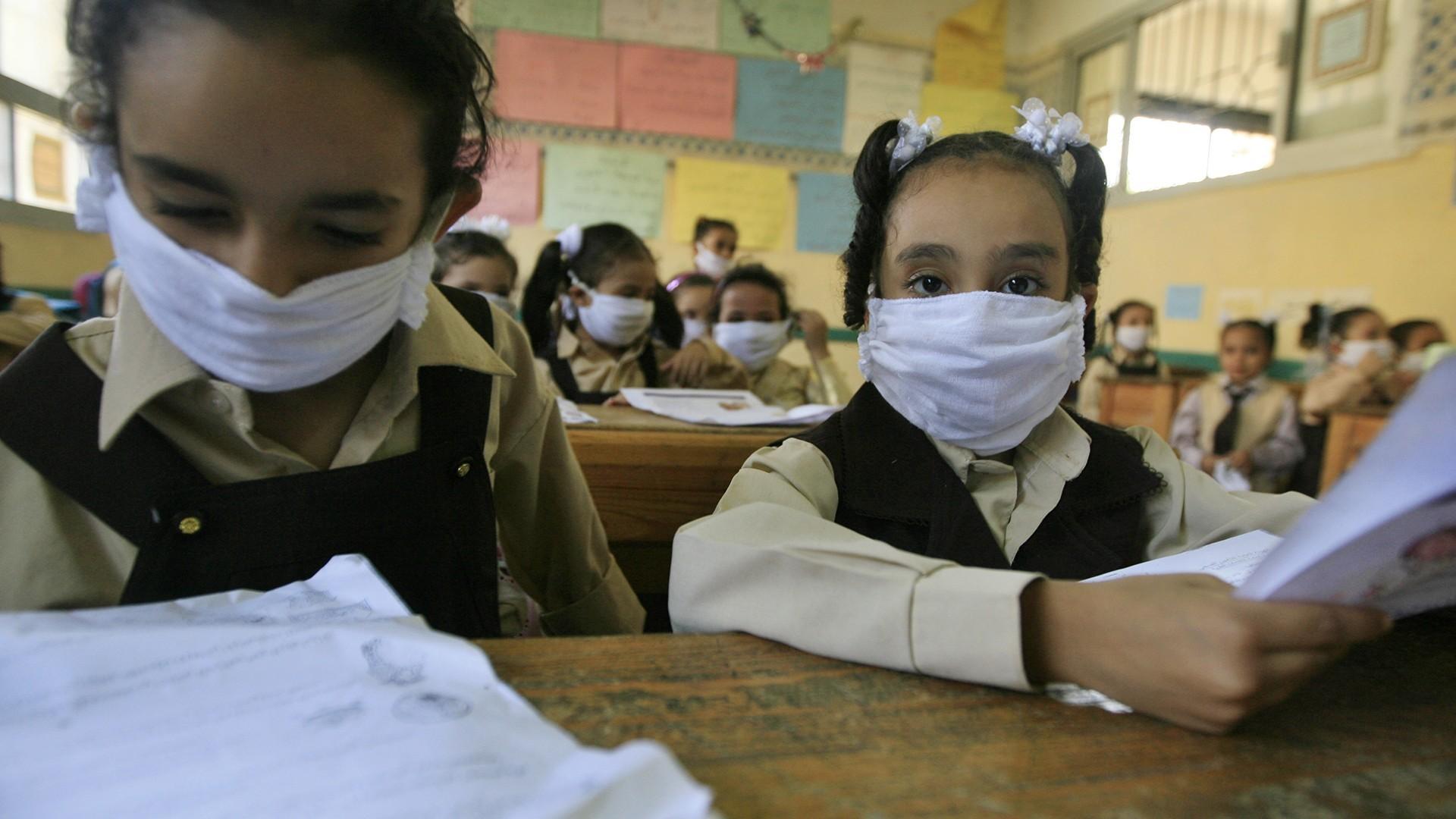 صورة أول تحرك برلماني بشأن انتشار انفلونزا الخنازير بالمدارس