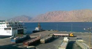 ميناء شرم الشيخ