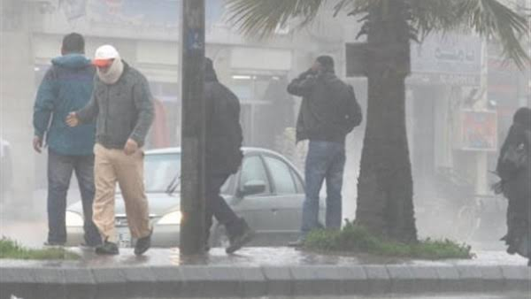 صورة برودة وأمطار رعدية.. الأرصاد الجوية تعلن تفاصيل طقس الـ 48 ساعة القادمة