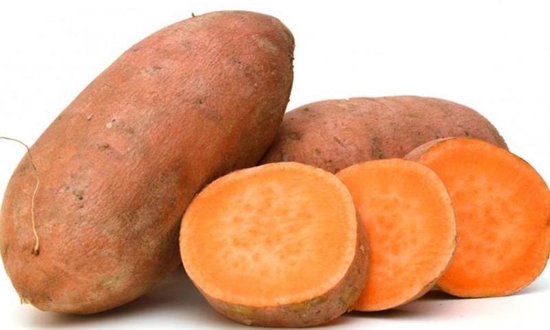 صورة فوائد تشجع الجميع على تناول البطاطا الحلوة
