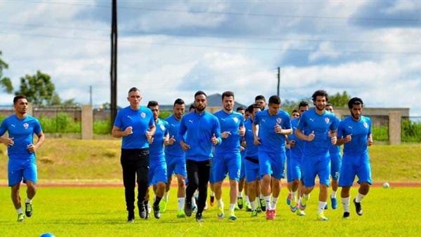 صورة موعد مباراة الزمالك والمصري في الدوري
