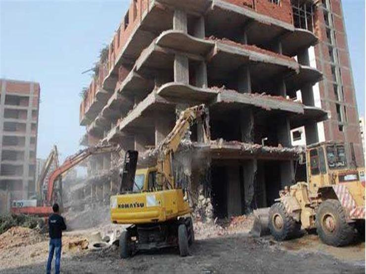 التصالح فى مخالفات البناء