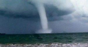إعصار شتوي