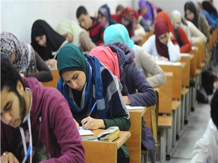 صورة انطلاق امتحانات الصف الثاني الثانوي