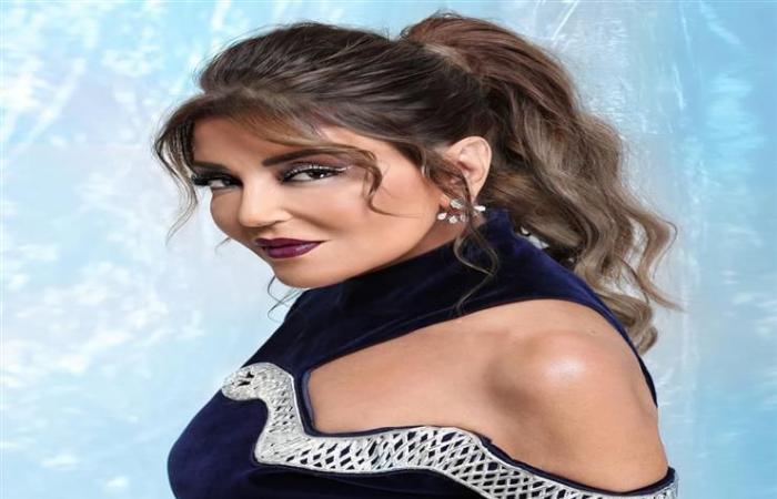 سميرة سعيد تعلن عن سعلر فستانها