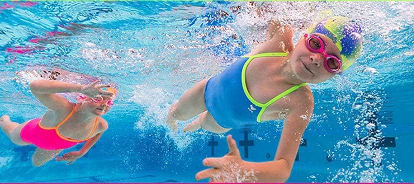 صورة 4 نصائح هامة للحفاظ على الأطفال منها السباحة