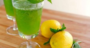 الليمون بالنعناع
