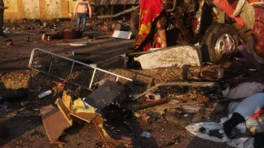 حادث بورسعيد