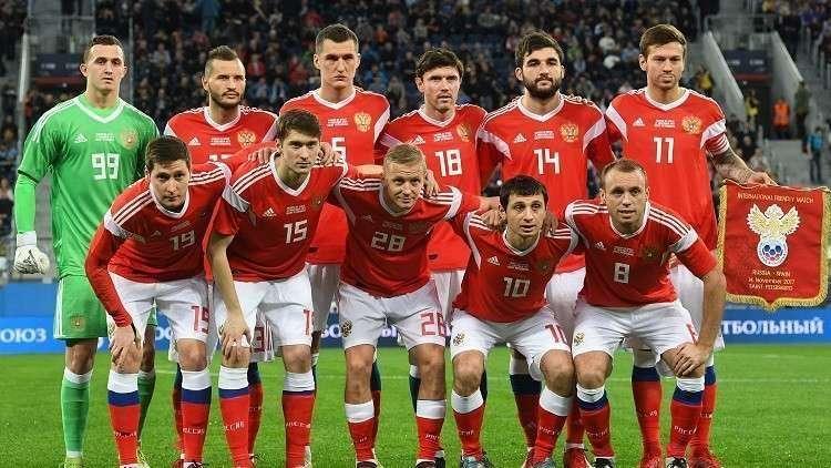 صورة وقف روسيا عن المشاركة في بطولات العالم 4 سنوات