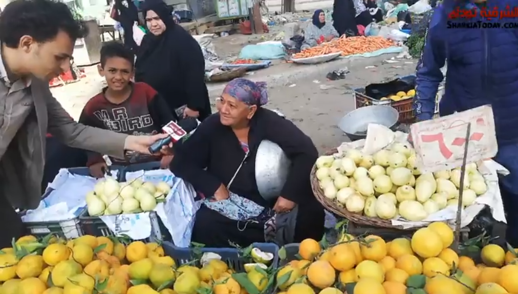 صورة تعرف على أسعار الخضروات والفاكهة في الشرقية اليوم
