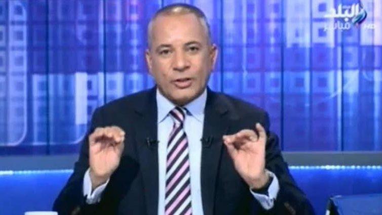 صورة هجوم أحمد موسى على نائبة الشرقية بسبب إطلاقها النار