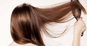وصفة طبيعية للحصول على شعر ناعم