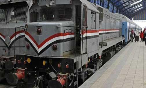 صورة ننشر مواعيد قطارات الإسكندرية أسيوط وأماكن التوقف