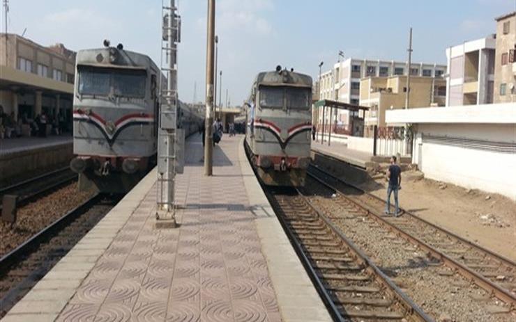 صورة السكة الحديد تبدأ غدا العمل بقواعد النظام الجديد للحجز وإعادة التذاكر