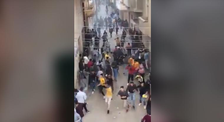 صورة الأمن يضبط عدد من الطلاب في مشاجرة بأبوكبير