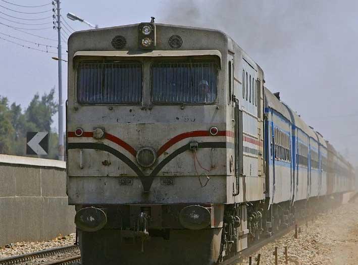 صورة جدول مواعيد قطارات الإسكندرية أسوان وأماكن التوقف