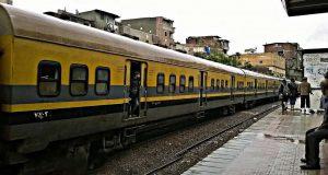 مواعيد قطارات القاهرة السويس