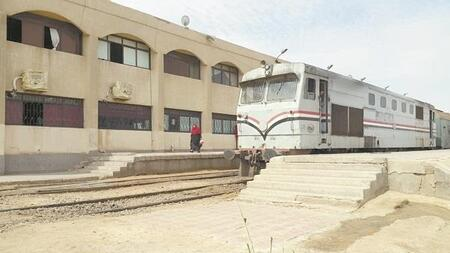 مواعيد قطارات دمنهور طنطا