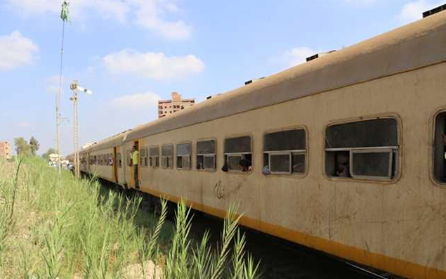 مواعيد قطارات طنطا الإسكندرية