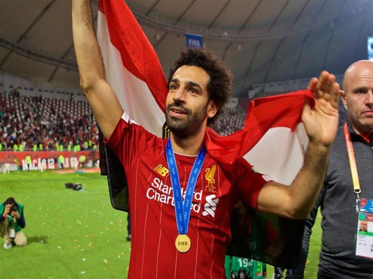 صورة محمد صلاح يحصد جائزة جديدة مع نادي ليفربول