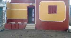 إعادة بناء منزل في الحسينية بالشرقية