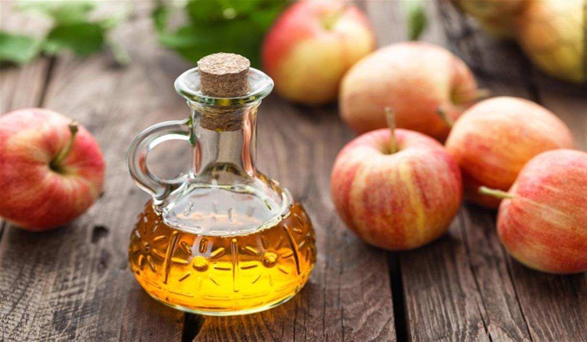 طريقة التخسيس بخل التفاح