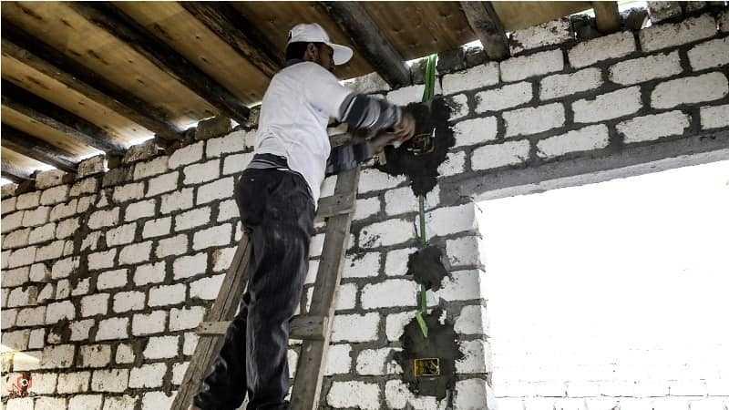 إعادة إعمار المنازل بالشرقية