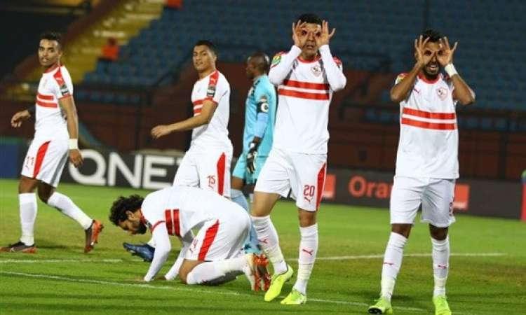 صورة ترتيب الدوري المصري بعد فوز الزمالك على الإسماعيلي