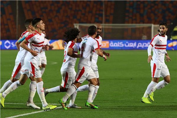 صورة بث مباشر مباراة الزمالك والرجاء في نصف نهائي دوري أبطال أفريقيا