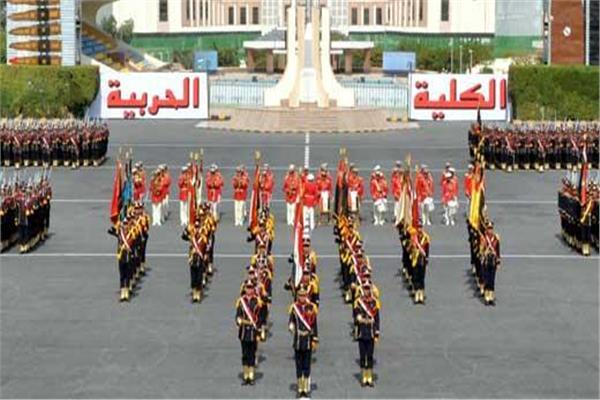 صورة الإعلان عن قبول دفعة جديدة في الكلية الحربية