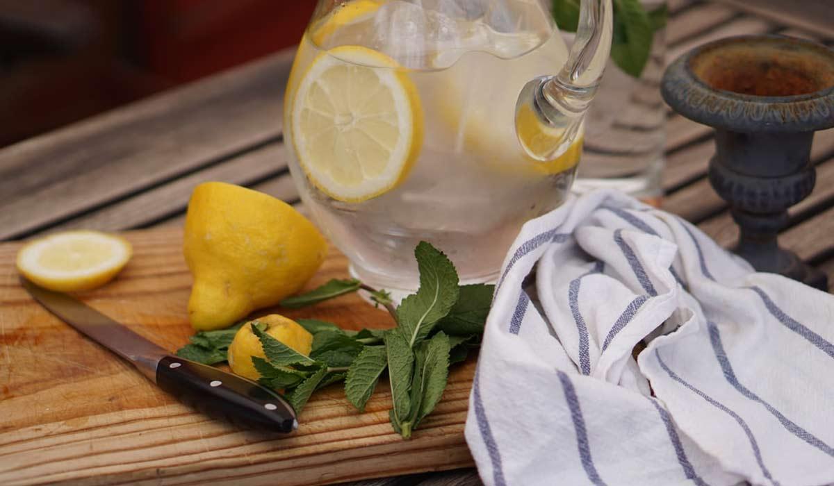 صورة الليمون والكمون للتخلص من الكرش