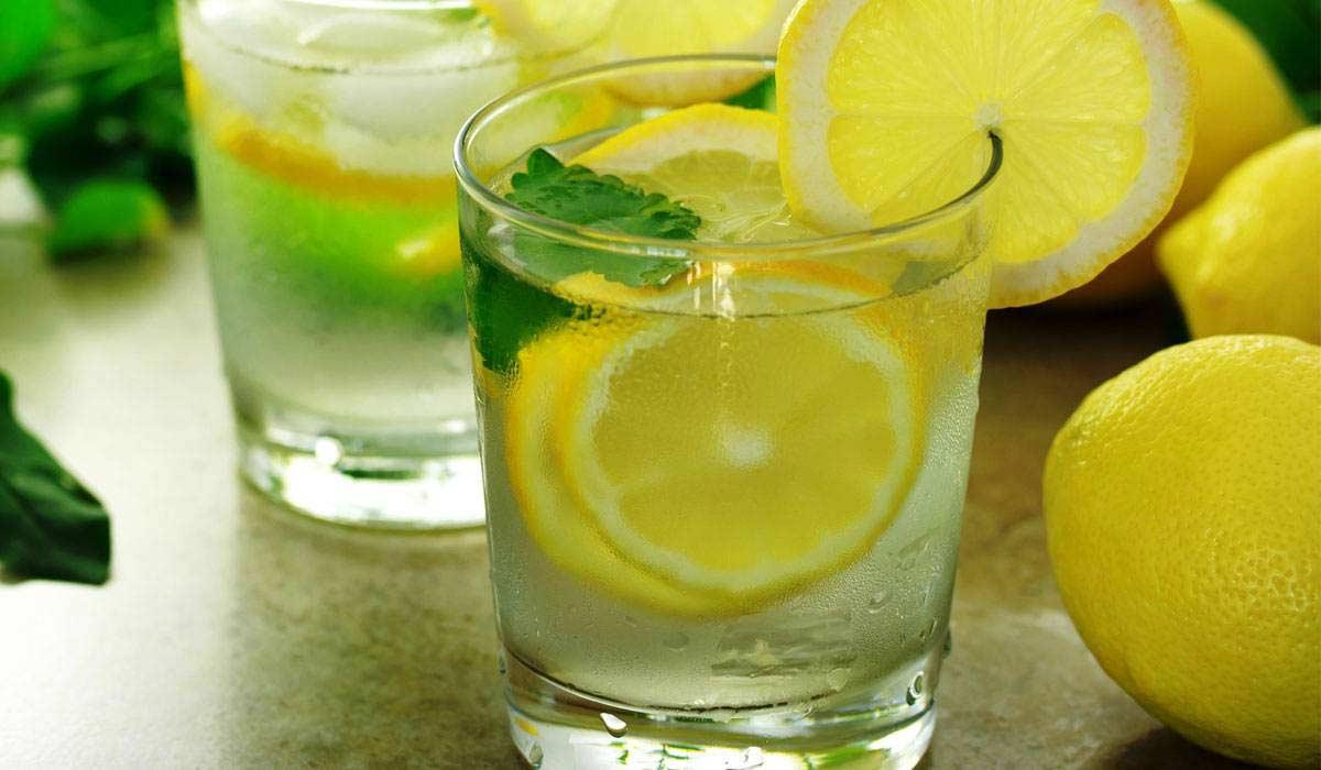 الماء والليمون للكرش