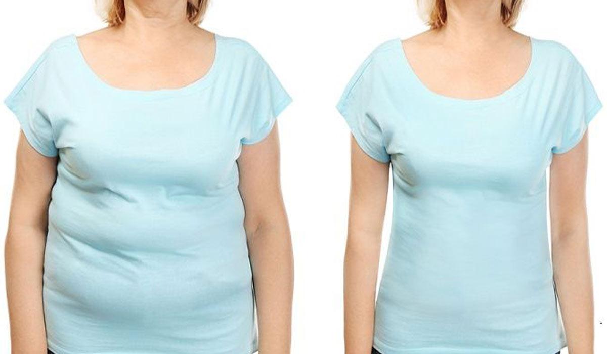 تخفيف الوزن والكرش