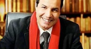خالد بيومي نقيب الموسيقين بالشرقية