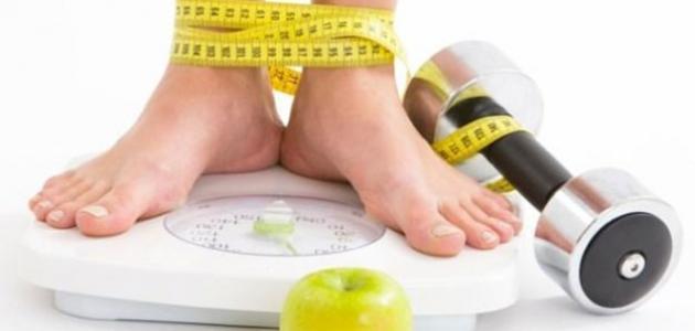 رجيم لإنقاص الوزن 15 كيلو في أسبوع