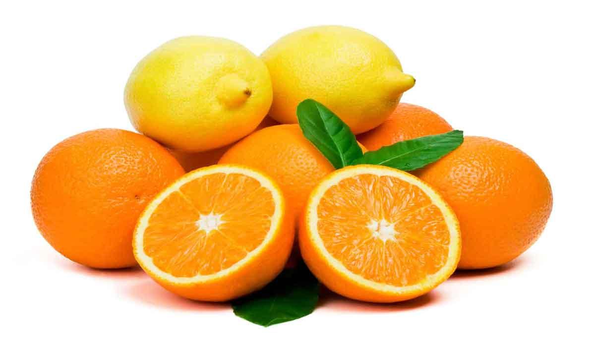 فوائد قشر البرتقال والليمون