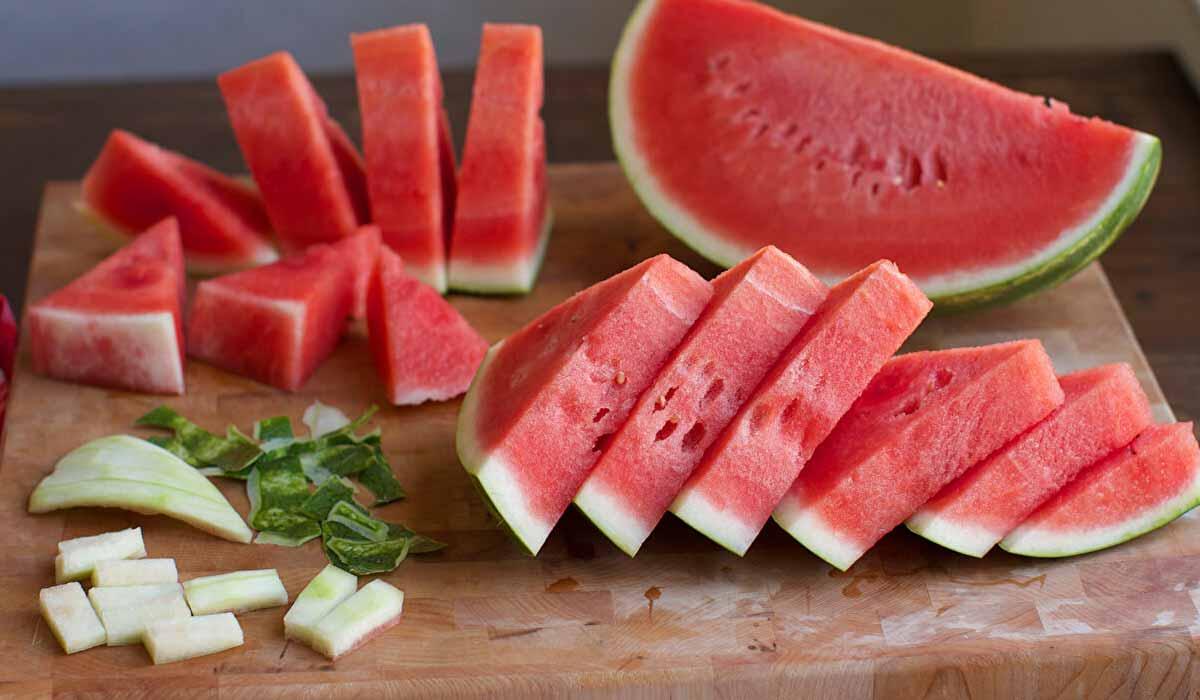 صورة ما هي فوائد قشر البطيخ